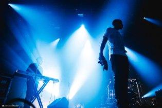 Dour 2015 - Blackmilk - (c) Caroline Lessire