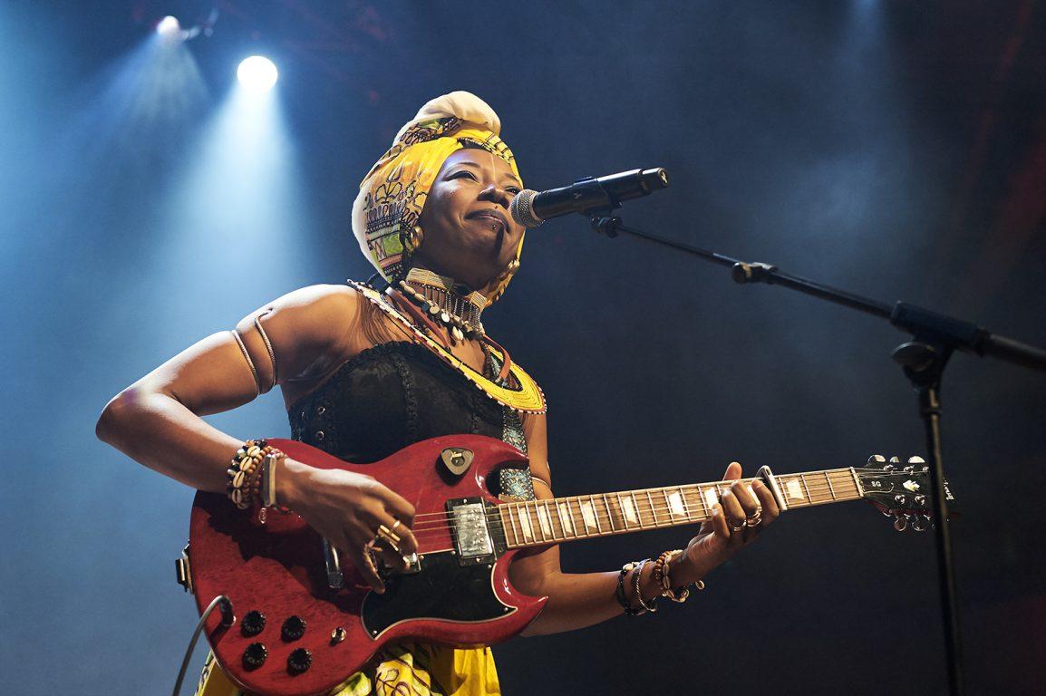 Fatoumata Diawara - Le Guess Who? 2019 - (c) Bart Marescaux