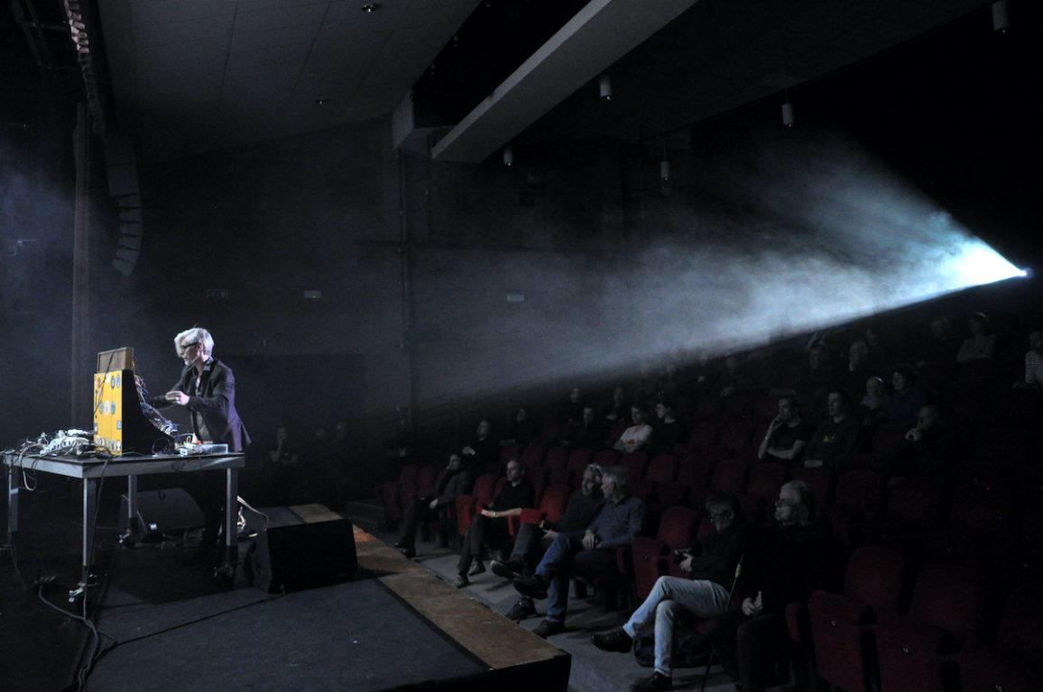 Onstsuricheit tijdens het Antenna Festival 2020 in Evergem