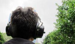 Luisteren naar Christina Kubisch @ Botanique, Brussel