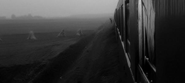 Still uit Night Train van Jerzy Kawalerowicz