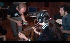 Introdução ao sampling - Residência artística no evento El Globo de Juan (Braga - 2009)