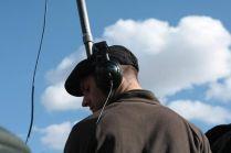 """Rodagem de """"Hombre con Nube"""" (2010)"""