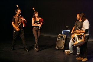 Gaiteiros do Asfalto Live@ Quintas de Leitura no Teatro do Campo Alegre (Porto - 2013)