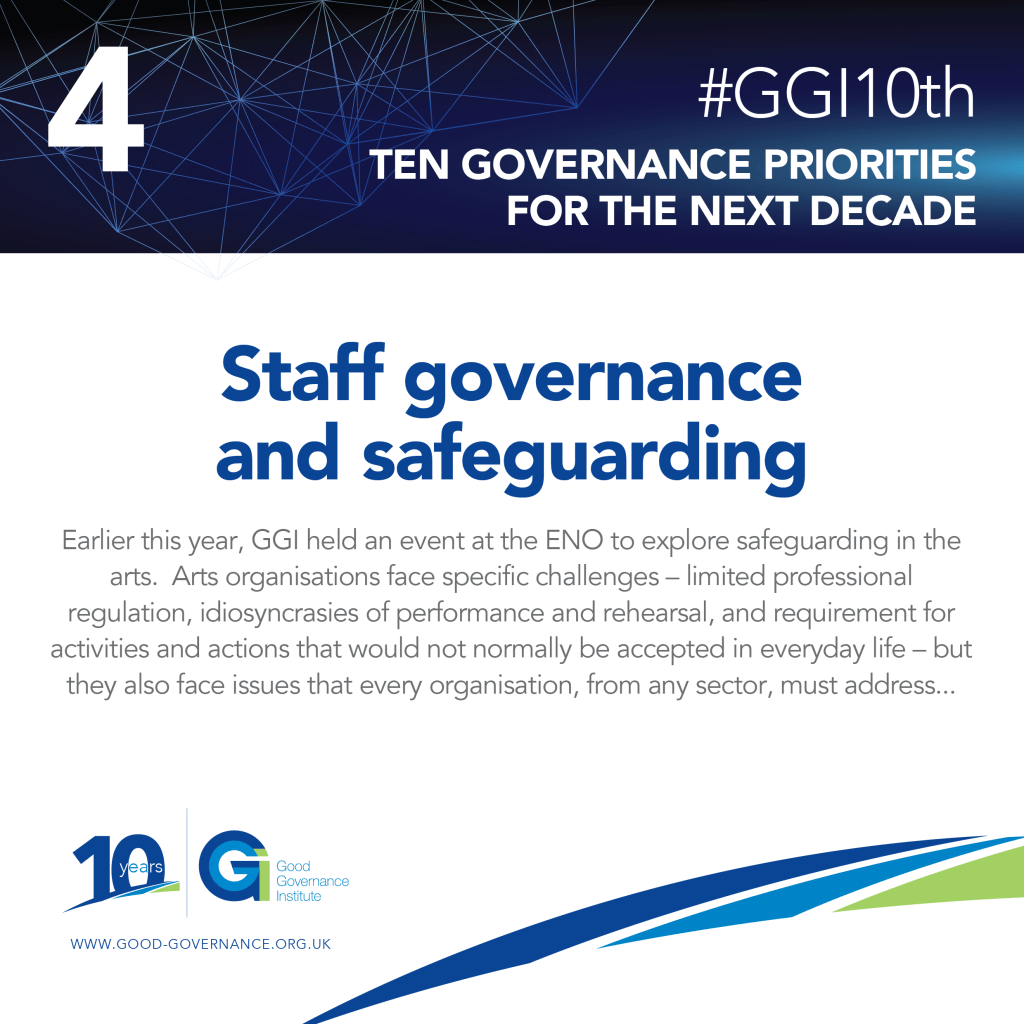 GGI10th – Ten governance priorities for the next decade – 4