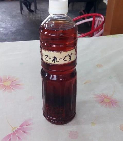 Ko-re-gusu of Izumi-shokudo