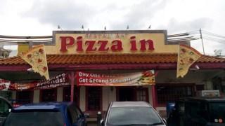 アメリカンなピザが食べ放題! 北谷のPizza in 沖縄