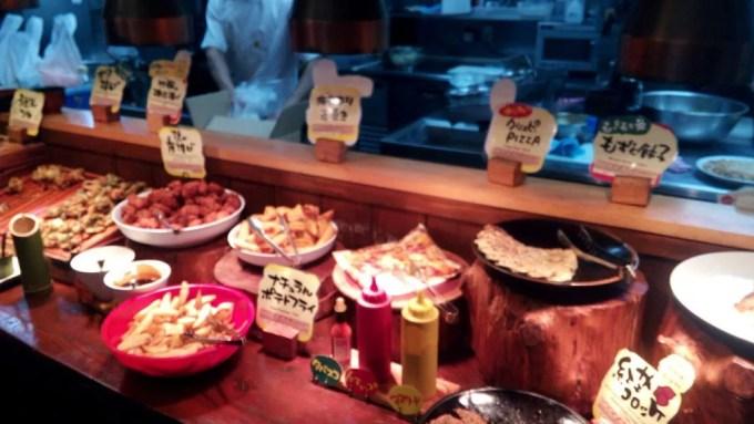 the cuisine of Karakara 1
