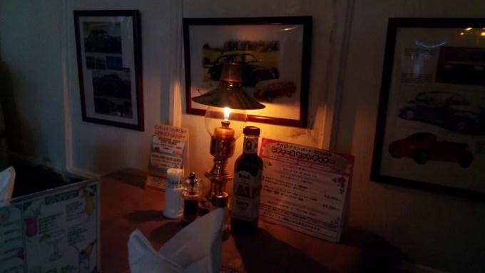 サムズカフェの店内写真3