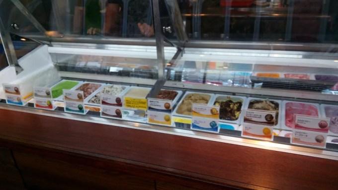Ice cream case 2