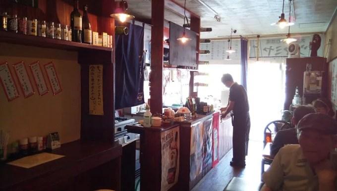 ツマミヤの店内写真