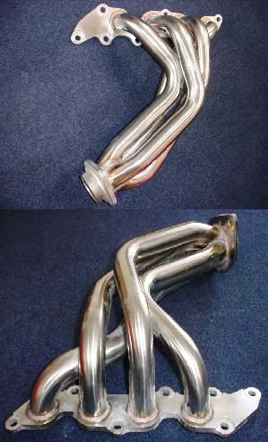 RoadsterSport All Stainless Steel MX5 Miata Header