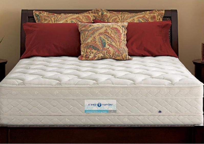 sleep number performance p5 bed