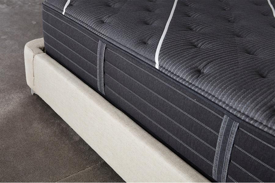 beautyrest black with cooling comfort c class medium pillowtop