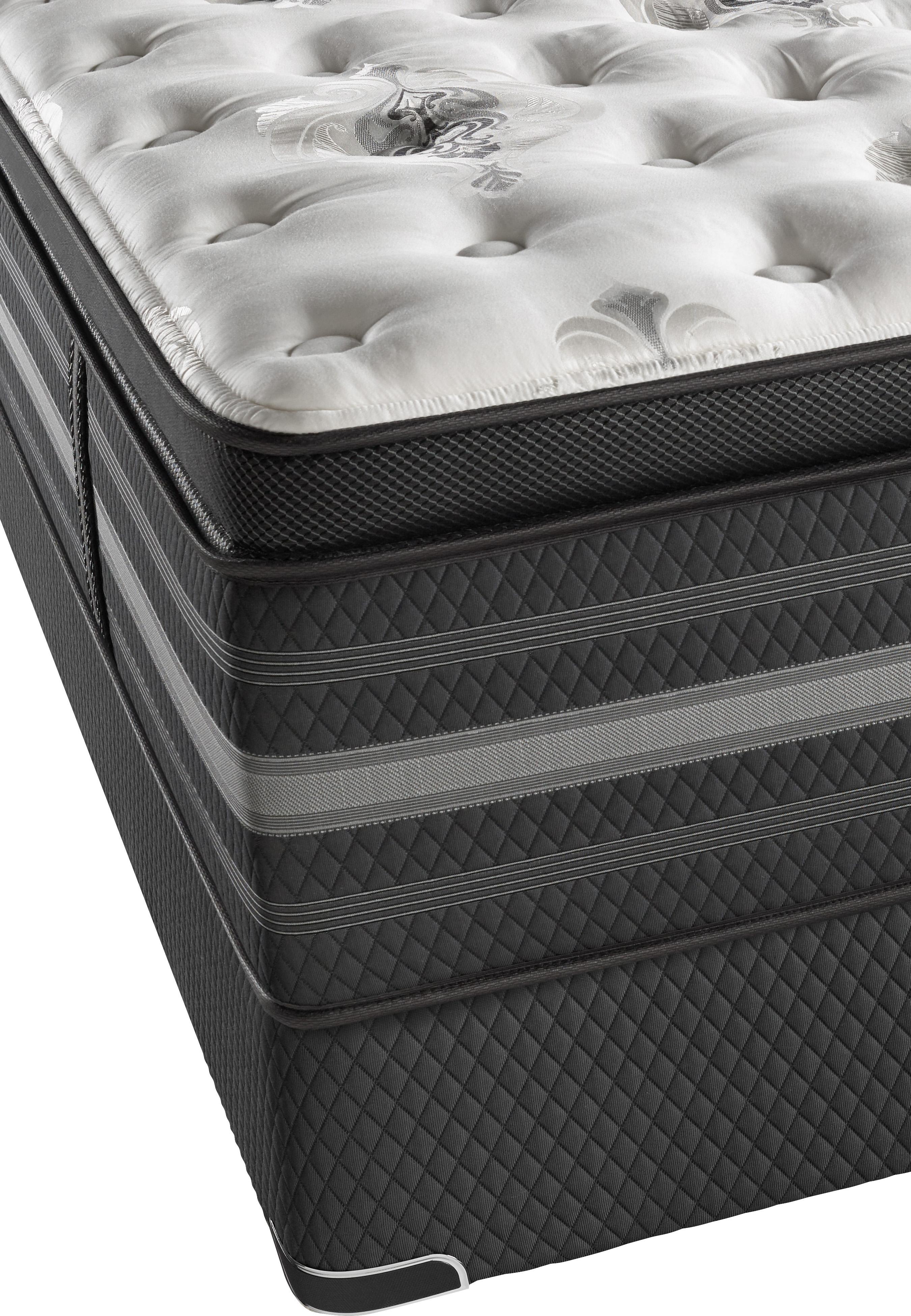 beautyrest black sonya luxury firm pillowtop