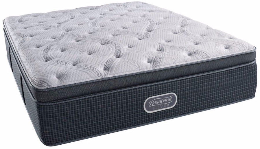 simmons beautyrest silver florence luxury firm pillowtop