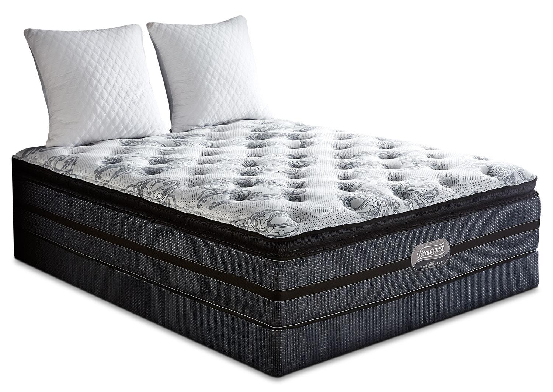 simmons beautyrest world class helmsley plush pillowtop