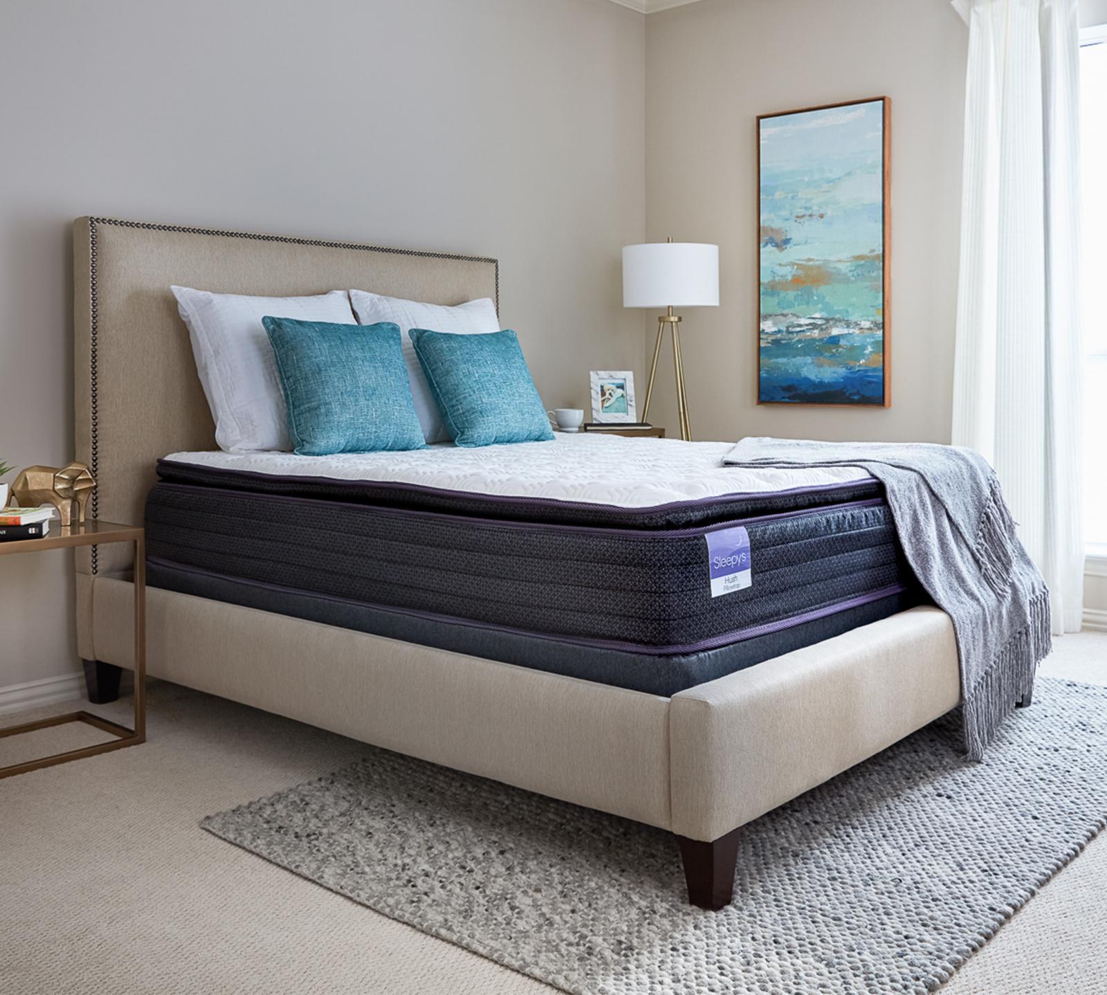 sleepy s hush 11 pillowtop