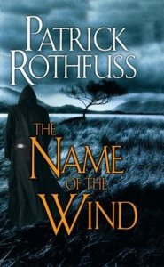 The Name Of The Wind, Patrick Rothfuss, Book Cover,