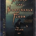 Across The Nightingale Floor Lian Hearn Book Cover