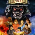 Defenders Of The Scroll, Shiraz, Book Cover