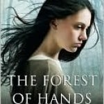 The Forest of Hands And Teeth, Carrie Ryan, Book Cover