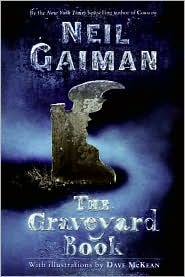 The Graveyard Book Neil Gaiman Book Cover