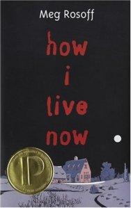 How I Live Now, Meg Rosoff, Book Cover
