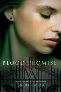 Review of Blood Promise by Richelle Mead