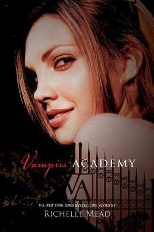 Vampire Academy, Richelle Mead, Book Cover