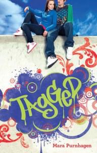 Tagged, Book Cover, Mara Purnhagen