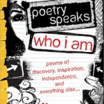 Poetry Speaks Who I Am, Book Cover, Elise Paschen
