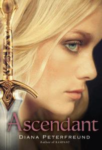 Ascendant by Diana Peterfreund book cover
