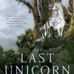 The Last Unicorn Peter S. Beagle Book Cover