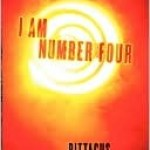 I Am Number Four, Pittacus Lore, Book Cover, James Frey,