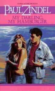 My Darling, My Hamburger Paul Zindle Book Cover