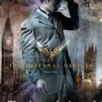 Clockwork Angel Cassandra Clare Book Cover