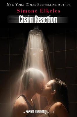 Chain Reaction Perfect Chemistry Book 3 Cover Simone Elkeles