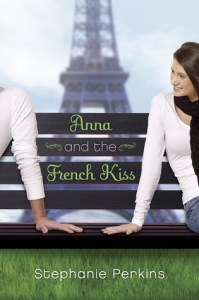 Anna And The French Kiss Stephanie Perkins Book Cover