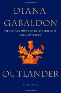 Outlander, Diana Gabaldon, Book Cover