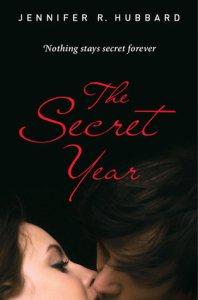 The Secret Year Jennifer Hubbard Book Cover