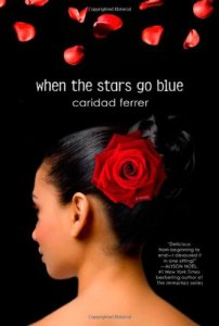 When The Stars Go Blue Caridad Ferrer Book Cover