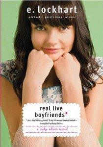 Real Live Boyfriends book cover