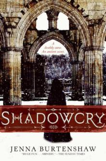 Shadowcry, Jenna Burtenshaw, Book Cover