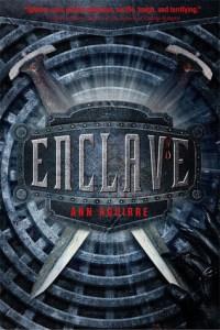 Enclave, Ann Aguirre, Book Cover