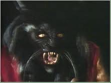 Michael Jackson, Thriller, Werewolf,