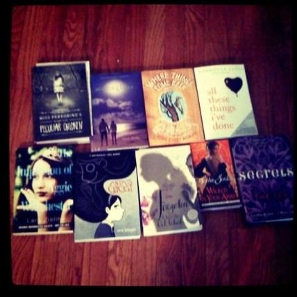 In My Mailbox, Books