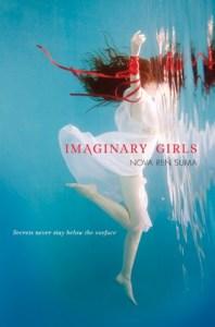 Imaginary Girls by Nova Ren Suma Book Cover