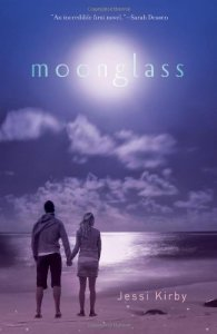 Moonglass, Jessica Kirby, Book Cover