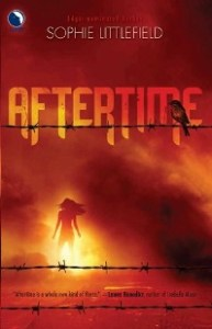 Aftertime by Sophie Littlefield Book Cover
